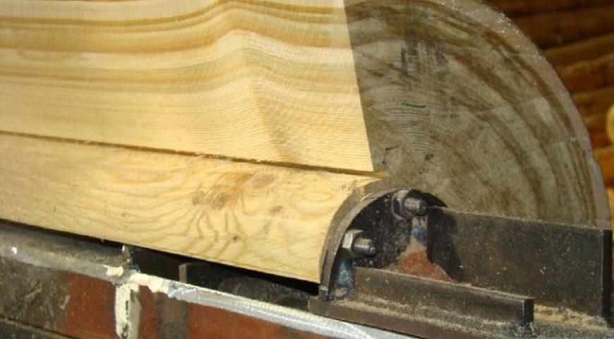 Обработка лиственницы: особенности и основные этапы